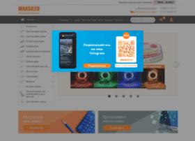 Maksiled.ru thumbnail
