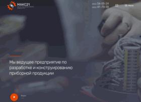 Maksim-llc.ru thumbnail