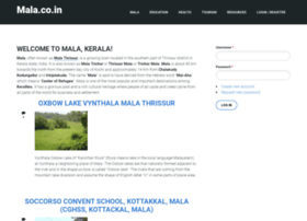 Mala.co.in thumbnail