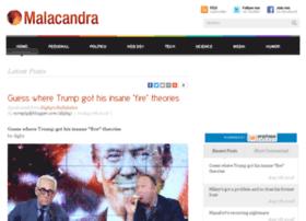 Malacandra.me thumbnail
