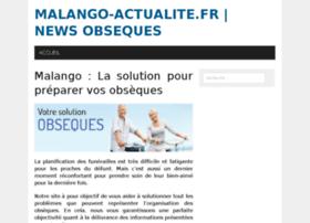 Malango-actualite.fr thumbnail