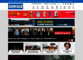 Malatyasonsoz.com.tr thumbnail