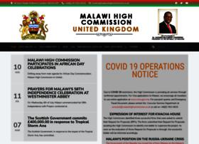 Malawihighcommission.co.uk thumbnail