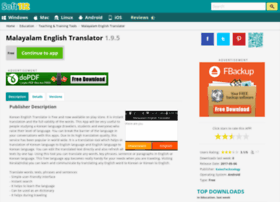 Malayalam-english-translator.soft112.com thumbnail