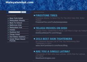 Malayalamhot.com thumbnail