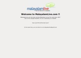 Malayalamlive.com thumbnail