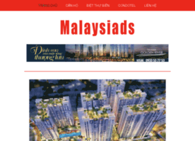 Malaysiads.com thumbnail