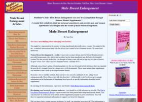 Male-breast-enlargement.org thumbnail