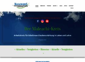 Maleachi-kreis.de thumbnail