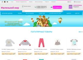 Malenkymir.ru thumbnail