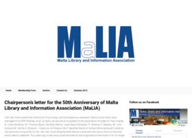 Malia-malta.org thumbnail