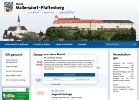 Mallersdorf-pfaffenberg.de thumbnail