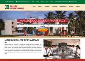 Mallige.ac.in thumbnail