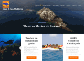 Mallorcadiving.de thumbnail