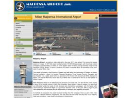 Malpensa-airport.info thumbnail