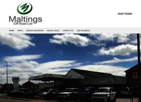 Maltingsoffroad.co.uk thumbnail