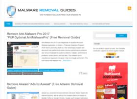 Malwareremovalguides.info thumbnail