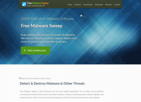 Malwaresweep.com thumbnail