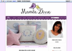 Mamaedisse.com.br thumbnail
