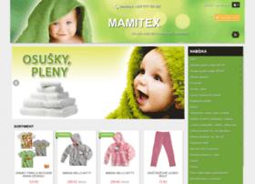 Mamitex.cz thumbnail