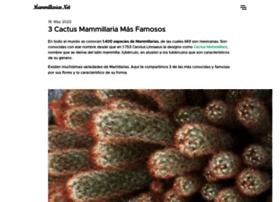 Mammillarias.net thumbnail
