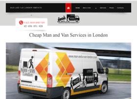 Man-and-a-van-london.co.uk thumbnail