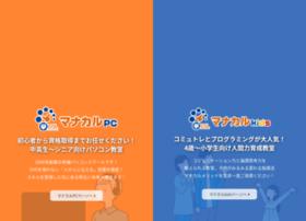 Manacal.co.jp thumbnail