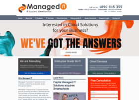 Managed.ie thumbnail