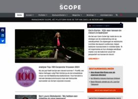 Managementscope.nl thumbnail