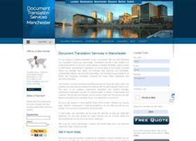 Manchester-translation.co.uk thumbnail