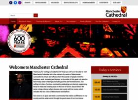 Manchestercathedral.org thumbnail