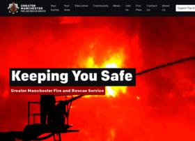 Manchesterfire.gov.uk thumbnail