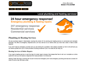 Manchesterplumbers.net thumbnail