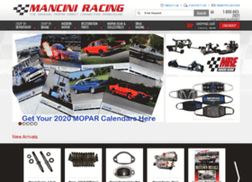 Manciniracing.com thumbnail
