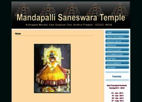 Mandapallisaneswara.org.in thumbnail