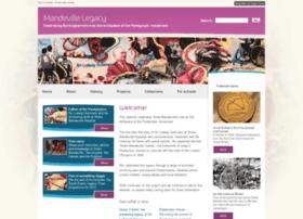 Mandevillelegacy.org.uk thumbnail