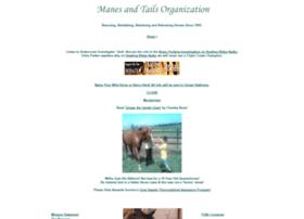 Manesandtailsorganization.org thumbnail