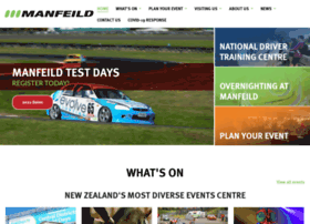 Manfeild.co.nz thumbnail