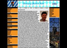 Manfredhiebl.de thumbnail