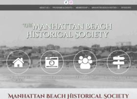 Manhattanbeachhistorical.org thumbnail