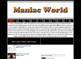 Maniacworld.com thumbnail