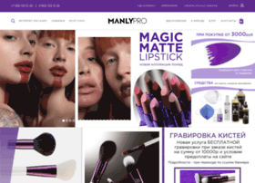 Manlycosmetics.ru thumbnail