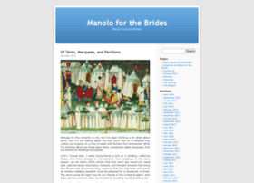 Manolobrides.com thumbnail