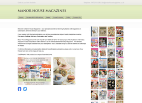Manorhousemagazines.co.uk thumbnail