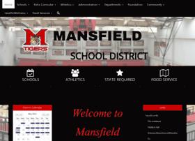 Mansfieldtigers.org thumbnail
