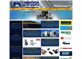 Mantech.co.za thumbnail