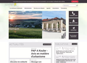Manternach.lu thumbnail