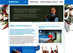 Mantica.net thumbnail