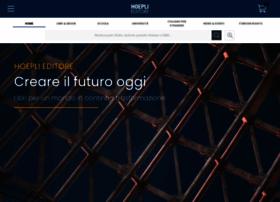 Manualihoepli.it thumbnail