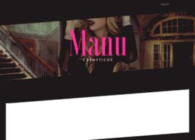 Manucosmeticos.com.br thumbnail